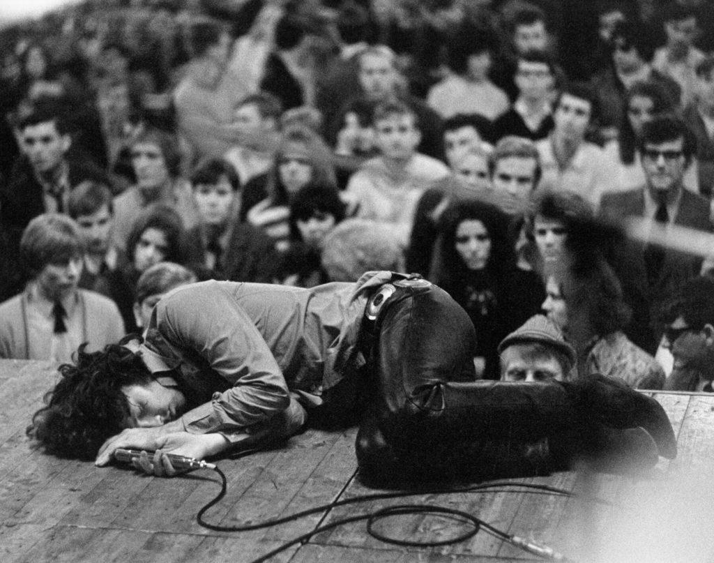 Jim Morrison y sus fantasmas