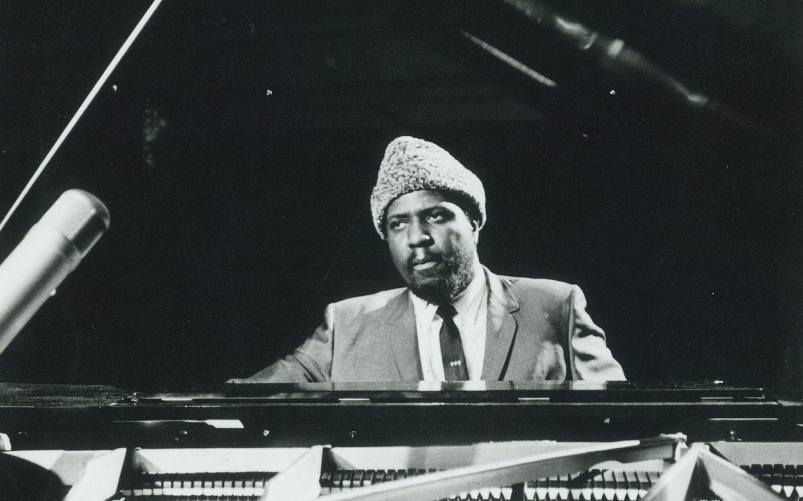 Thelonious Monk: el monje del jazz