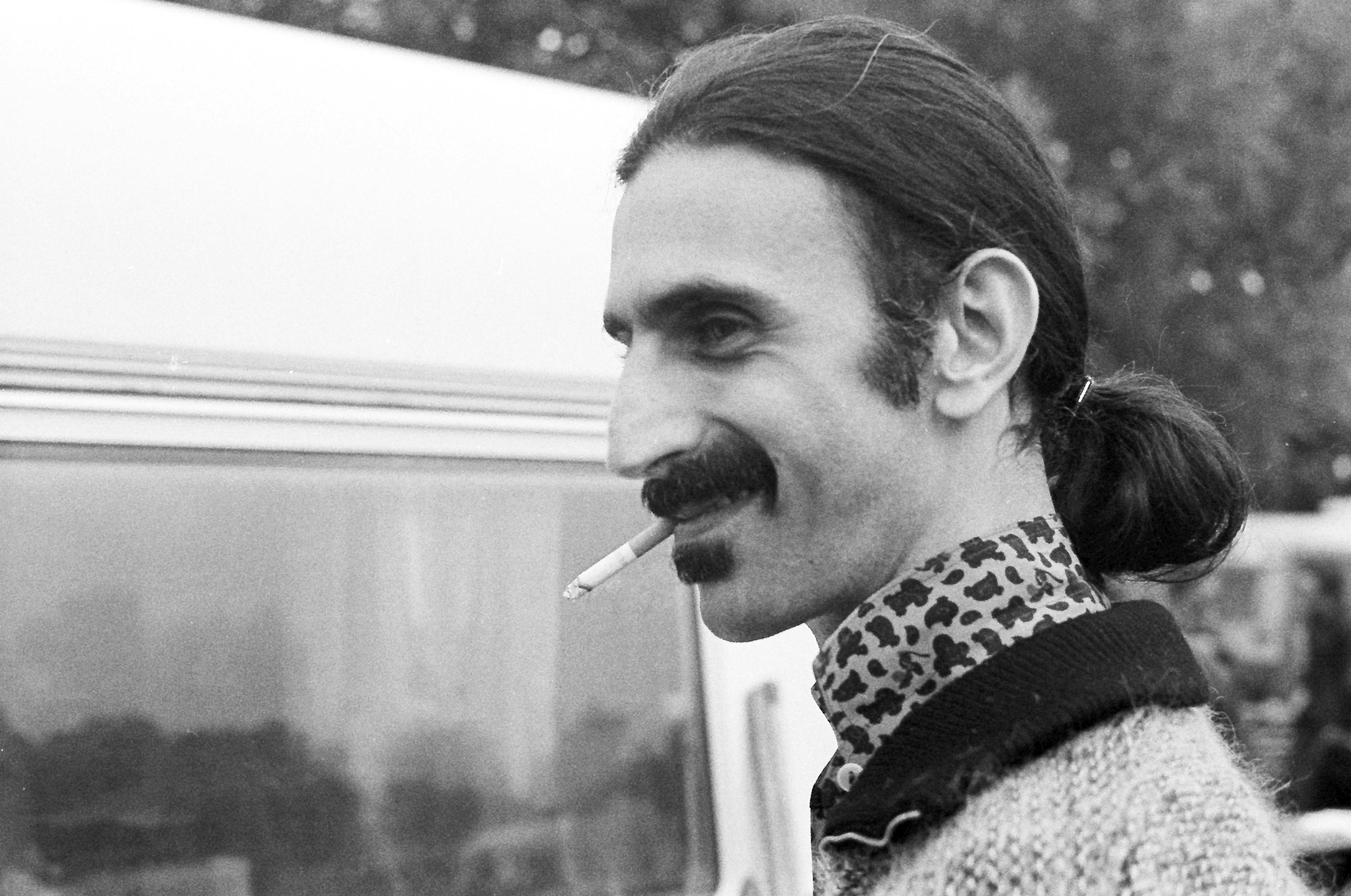 Frank Zappa, la piedra en el zapato